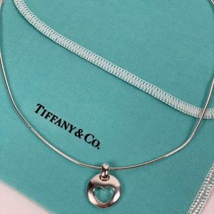 💎Vintage/Discontinued-Tiffany&Co.❤️Necklace